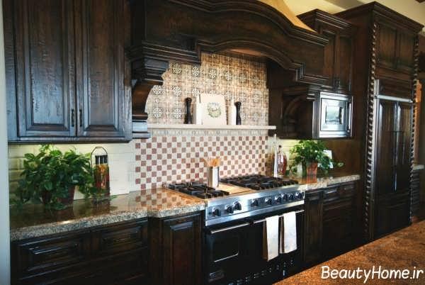 زیباترین مدل های کابینت آشپزخانه