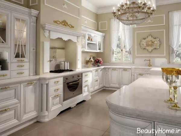 مدل های شیک کابینت آشپزخانه