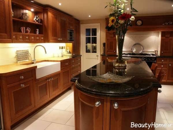 مدل کابینت لوکس برای آشپزخانه های شیک و زیبا