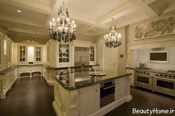 مدل های زیبا و متفاوت کابینت آشپزخانه