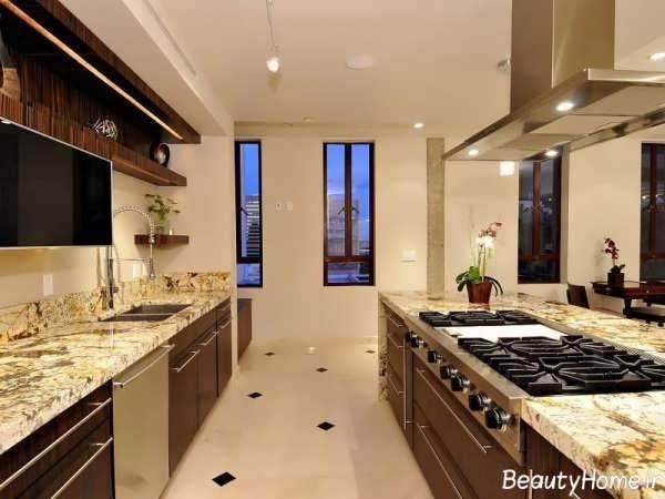 زیباترنی مدل های کابینت آشپزخانه