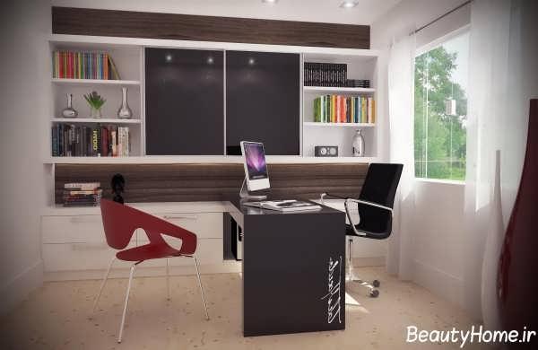 دیزاین دکوراسیون داخلی برای دفتر کار