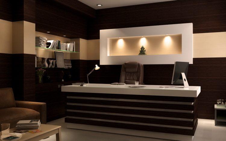 دکوراسیون دفتر کار با 20 ایده مدرن