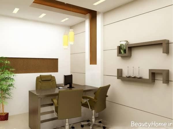 دکوراسیون داخلی دفتر کار
