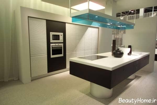 مدل های زیبا و جدید اپن آشپزخانه