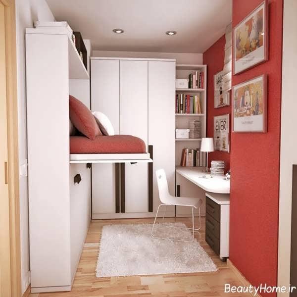 زیباترین و متفاوت ترین طراحی های داخلی برای اتاق خواب نوجوان