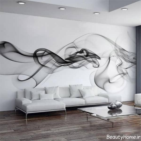 کاغذ دیواری زیبا اداری