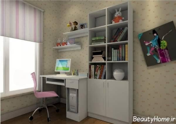 دکوراسیون داخلی اتاق خواب جوان