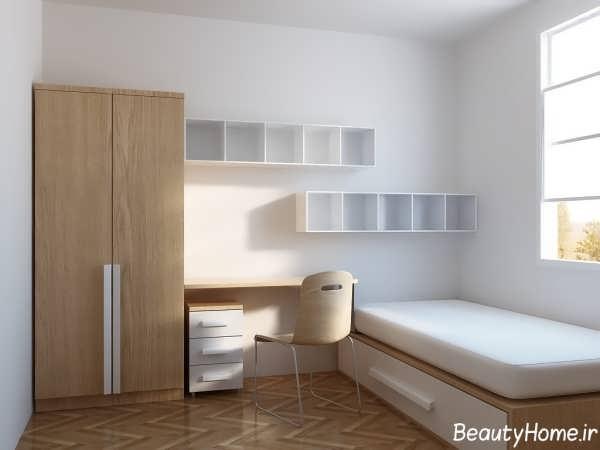 جدیدترین طراحی ها برای دکوراسیون داخلی اتاق خواب