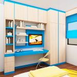 طراحی دکوراسیون اتاق خواب جوانان