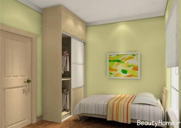 دکوراسیون اتاق خواب جوانان با طراحی های ساده و مدرن