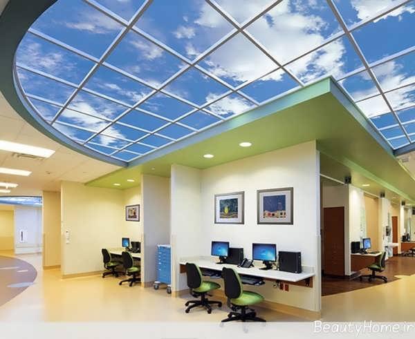 آسمان های مجازی با طراحی مدرن