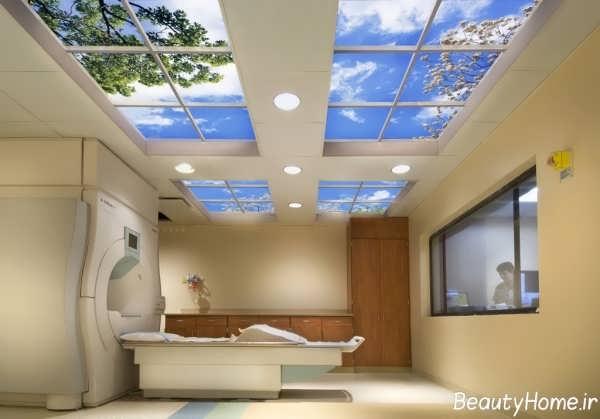آسمان های زیبا مجازی با طراحی مدرن