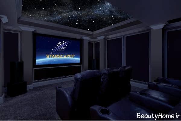 آسمان های مجازی با طرح های مختلف