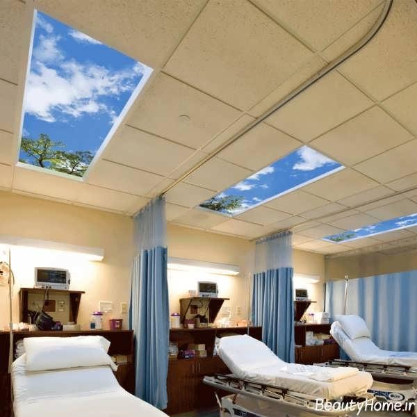 آسمان های مجازی برای مراکز درمانی