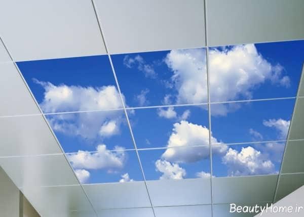 طرح های زیبا و شیک آسمان های مجازی