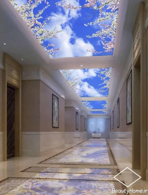 آسمان های مجازی برای طراحی سقف بیمارستان ها