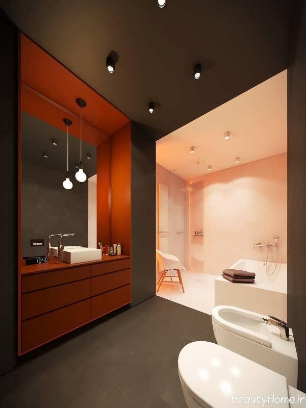 دکوراسیون داخلی خانه ای مدرن و زیبا