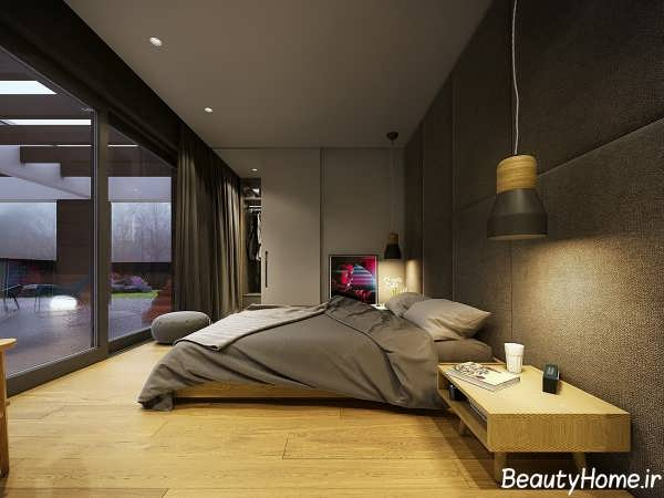 دکوراسیون اتاق خواب شیک و زیبا
