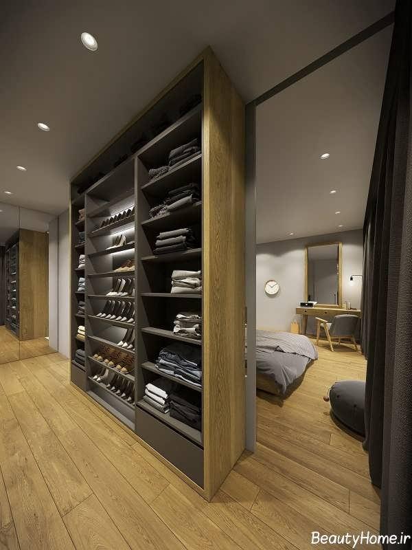 طراحی دکوراسیون داخلی خانه ای زیبا و شیک