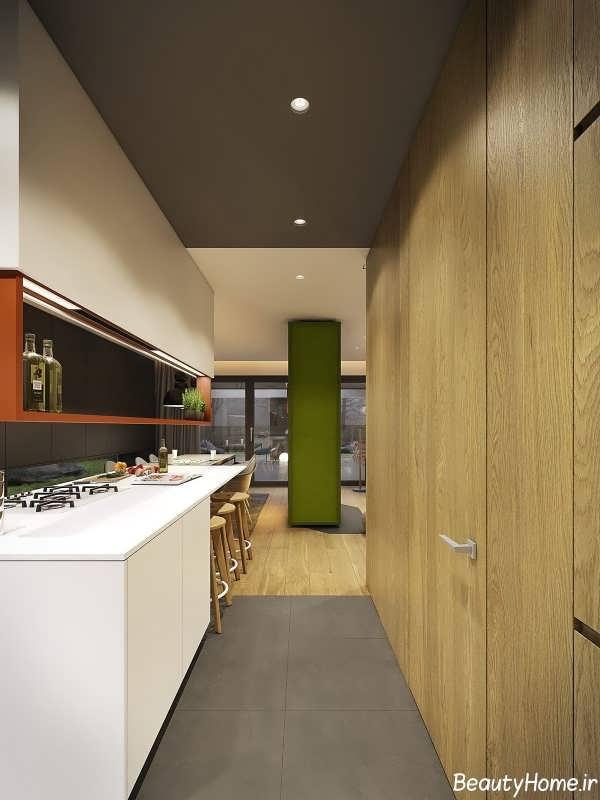 دکوراسیون پاییزی آشپزخانه