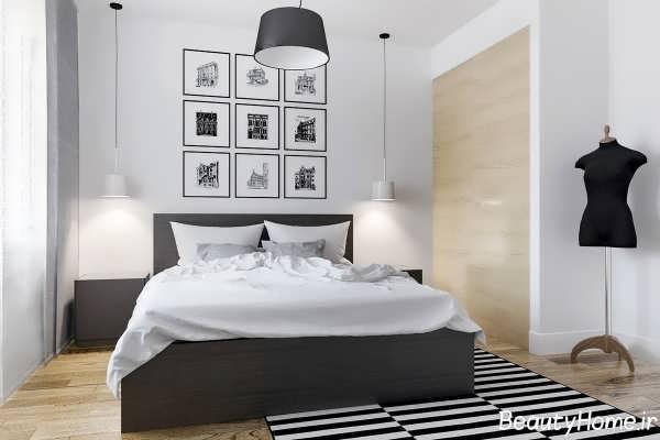 دکوراسیون داخلی اتاق خواب های لوکس و مدرن