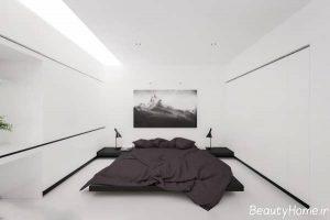 طراحی دکوراسیون شیک برای اتاق خواب های مدرن