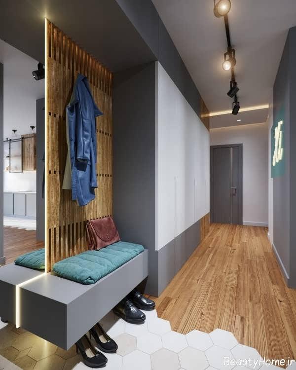 طراحی دکوراسیون زیبا و کاربردی برای خانه های کوچک