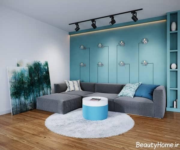 دکوراسیون زیبا و مدرن برای خانه های کوچک