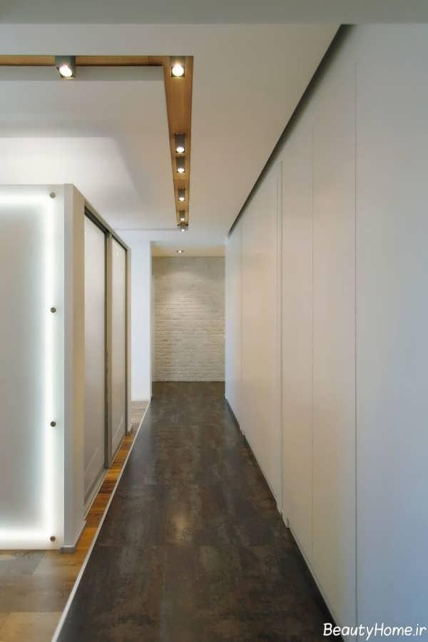 طرح های شیک و متفاوت کناف ورودی و راهرو ساختمان