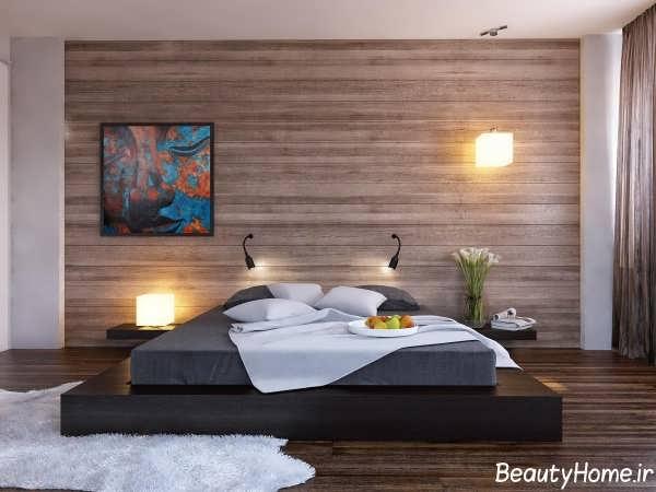 دیزاین دکوراسیون شیک و کاربردی اتاق خواب