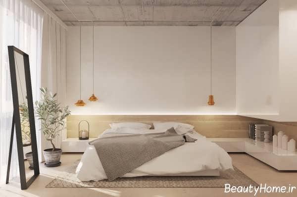 طراحی دکوراسیون اتاق خواب لوکس