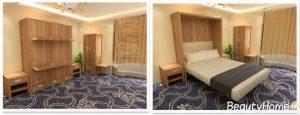 مدل های تخت خواب تاشو