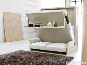 مدل تخت خواب های تاشو