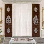 مدل پرده اتاق نشیمن با طرح های زیبا