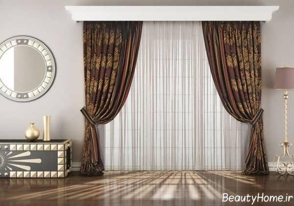 پرده اتاق نشیمن زیبا