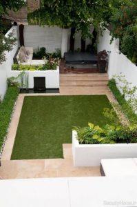 دیزاین حیاط خلوت با کمک روش های متفاوت