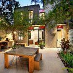 طراحی حیاط خلوت با کمک ایده های مدرن