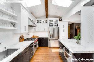 طراحی زیبا آشپزخانه