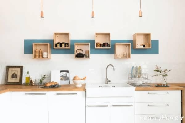 استفاده از عناصر تزیینی در فضای آشپزخانه