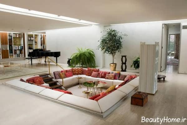 طراحی دکوراسیون منزل با کمک ایده های خلاقانه و جدید