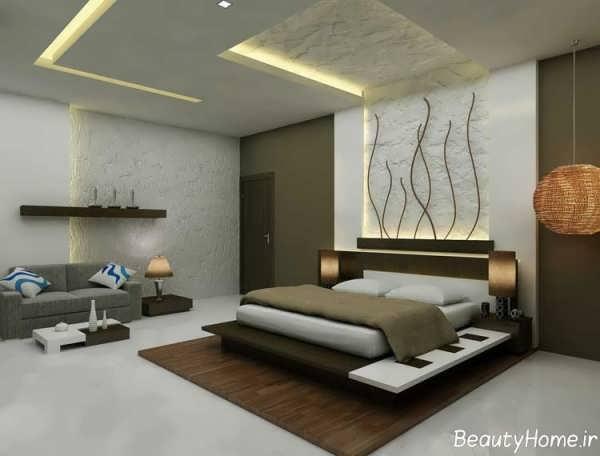 طرح سقف کاذب برای قسمت های مختلف خانه