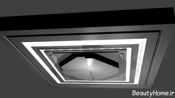 طرح سقف کاذب با انواع مدل های زیبا