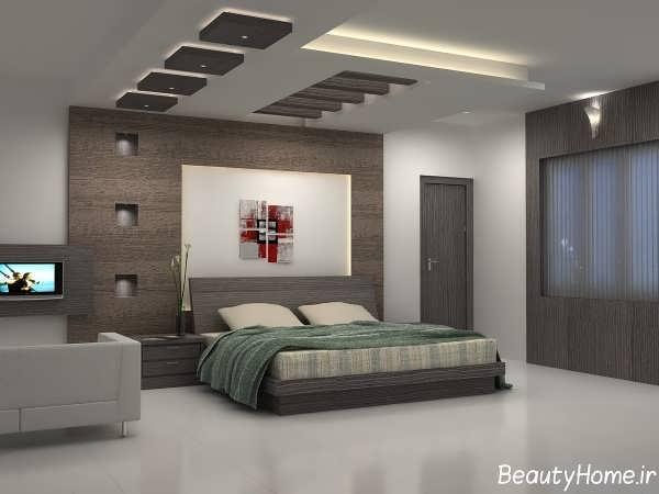 سقف کاذب با طراحی زیبا و کاربردی