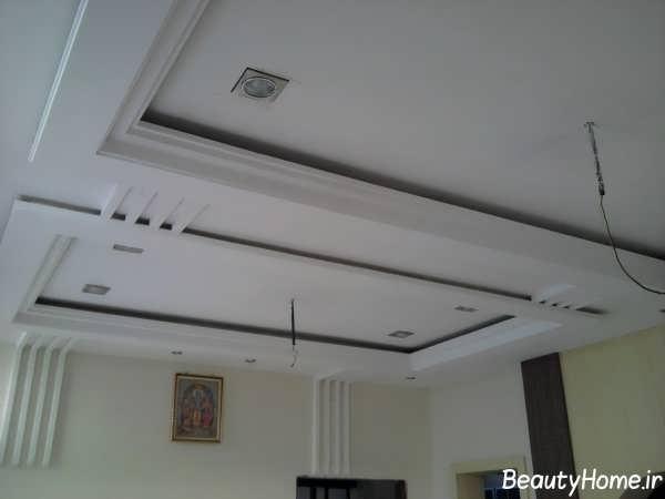 سقف کاذب با طراحی شیک و کاربردی