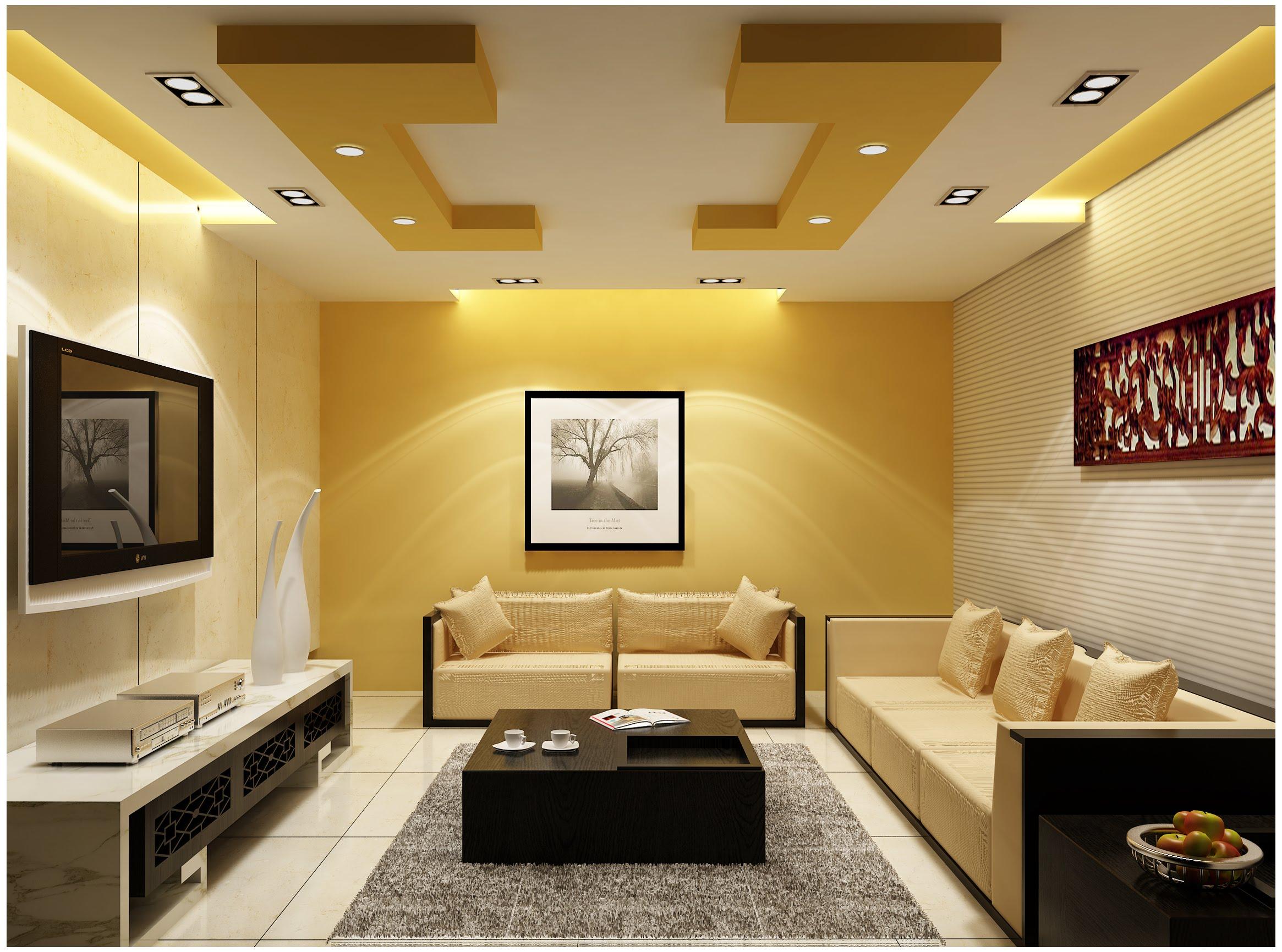 طرح سقف کاذب برای قسمت های مختلف منزل