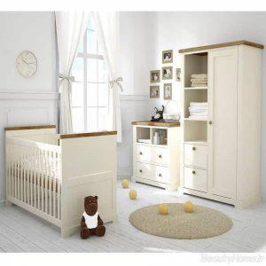 مدل های شیک و زیبا کمد و تخت نوزاد