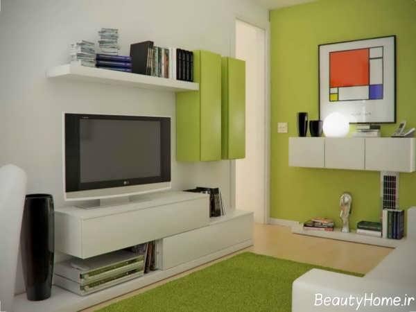 دیزاین دکوراسیون سبز