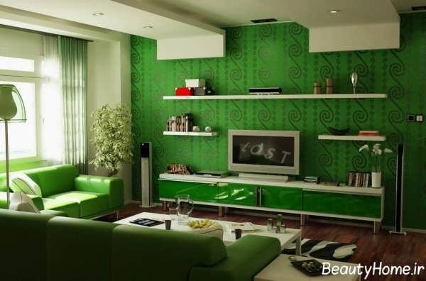 طراحی دکوراسیون داخلی منزل با روش های زیبا