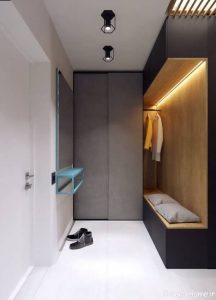 طراحی دکوراسیون خانه بسیار کوچک